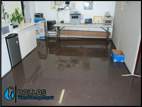 commercial restoration cleanup residential water damage removal dallas 102