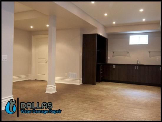 commercial restoration cleanup residential water damage removal dallas 112