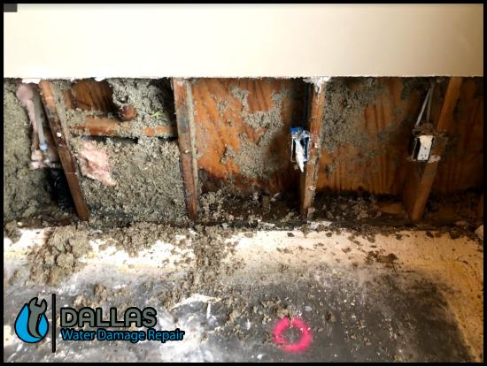 commercial restoration cleanup residential water damage removal dallas 131