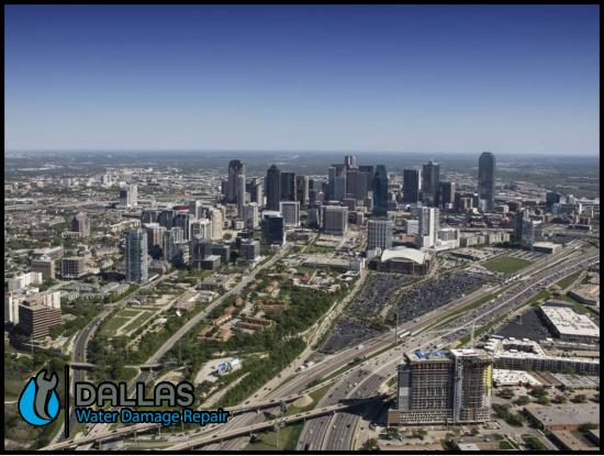commercial restoration cleanup residential water damage removal dallas 132