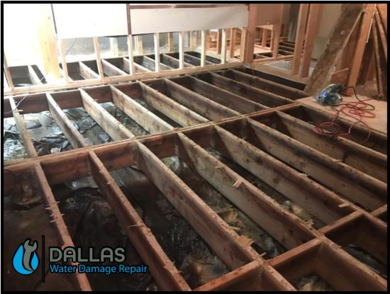 commercial restoration cleanup residential water damage removal dallas 153