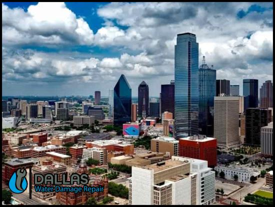 commercial restoration cleanup residential water damage removal dallas 170