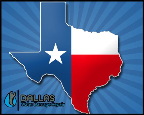 dallas water damage repair restoration commercial residential home office 31