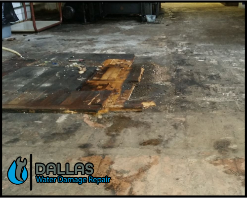 dallas water damage repair restoration commercial residential home office 35