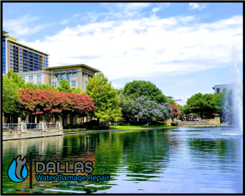 dallas water damage repair restoration commercial residential home office 60