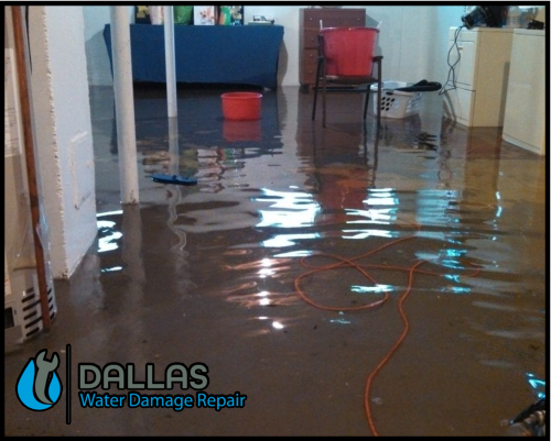 dallas water damage repair restoration commercial residential home office 75