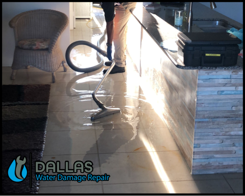 dallas water damage repair restoration commercial residential home office 93
